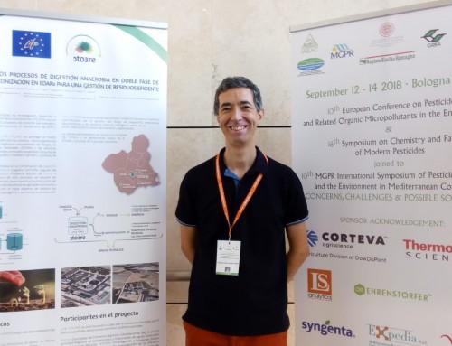IPROMA participa en el Congreso más importante sobre seguridad alimentaria y medioambiental de Europa