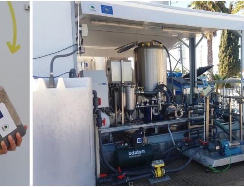 El proceso de ozonización elimina el mal olor de purines y lodos