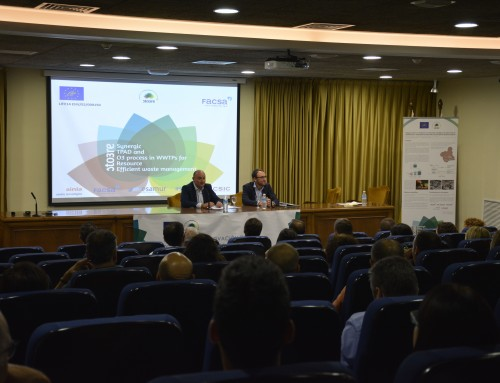 "Videos of the technical day ""Trends and innovation in anaerobia digestion of sludge and manure, and mud management"""