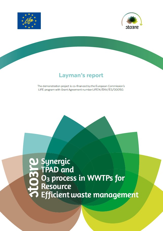 Available the Layman´s Report of the LIFE STO3RE Project